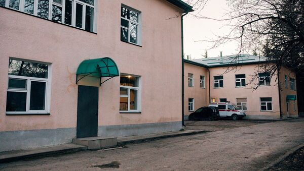 Ленингорская больница - Sputnik Южная Осетия