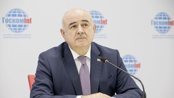 Дмитрий Медоев - Sputnik Южная Осетия
