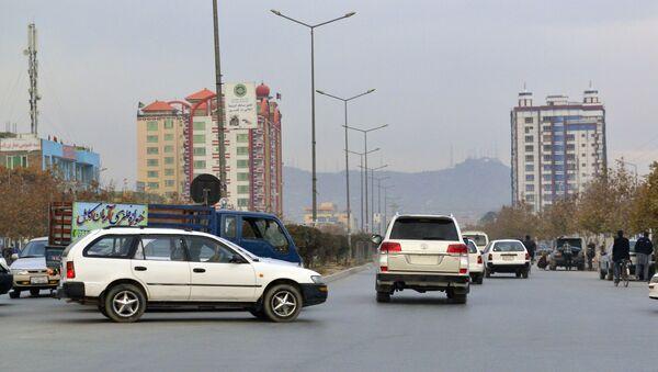 Современный Кабул - Sputnik Южная Осетия