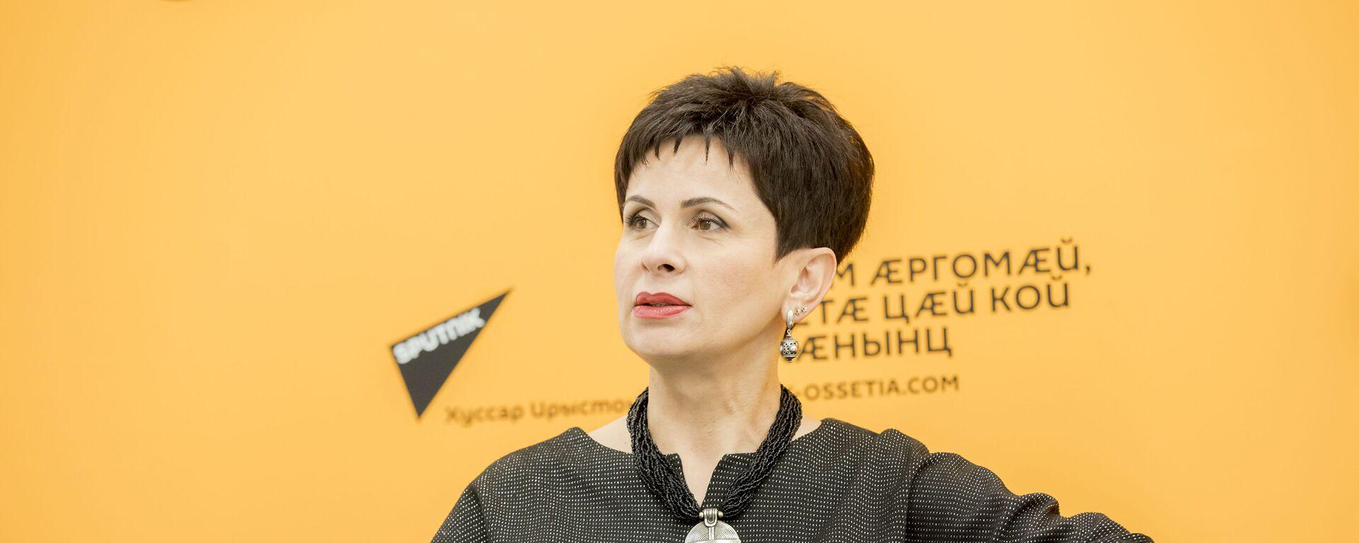 Марина Кочиева - Sputnik Южная Осетия, 1920, 15.09.2021
