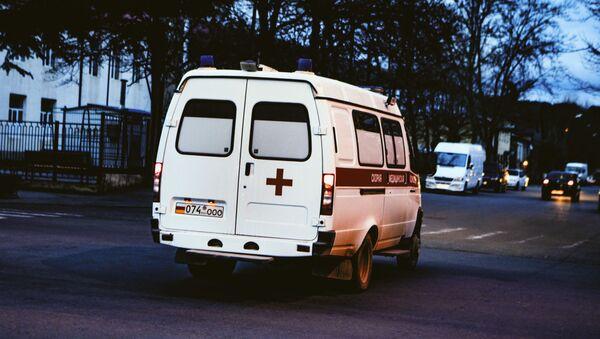 Скорая медицинская помощь - Sputnik Южная Осетия