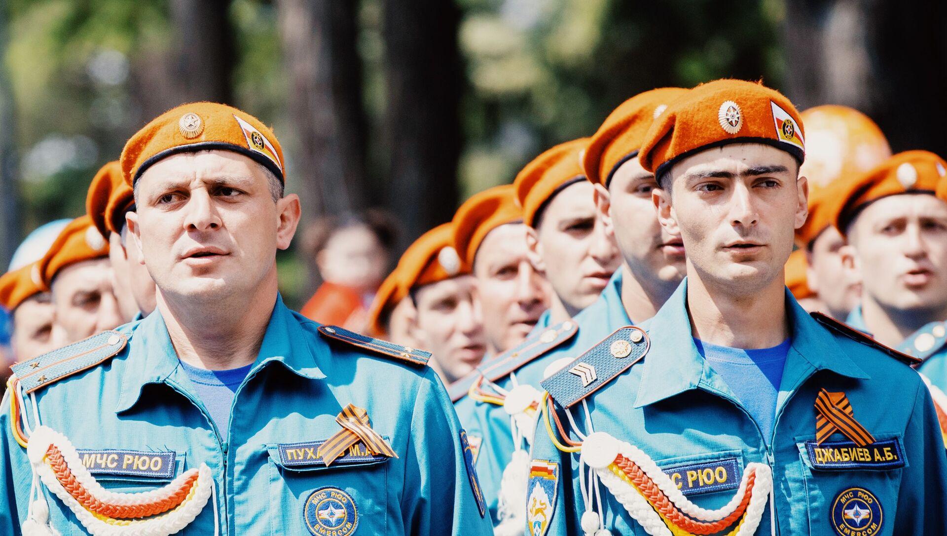 Цхинвал: День Победы - Sputnik Южная Осетия, 1920, 04.10.2021