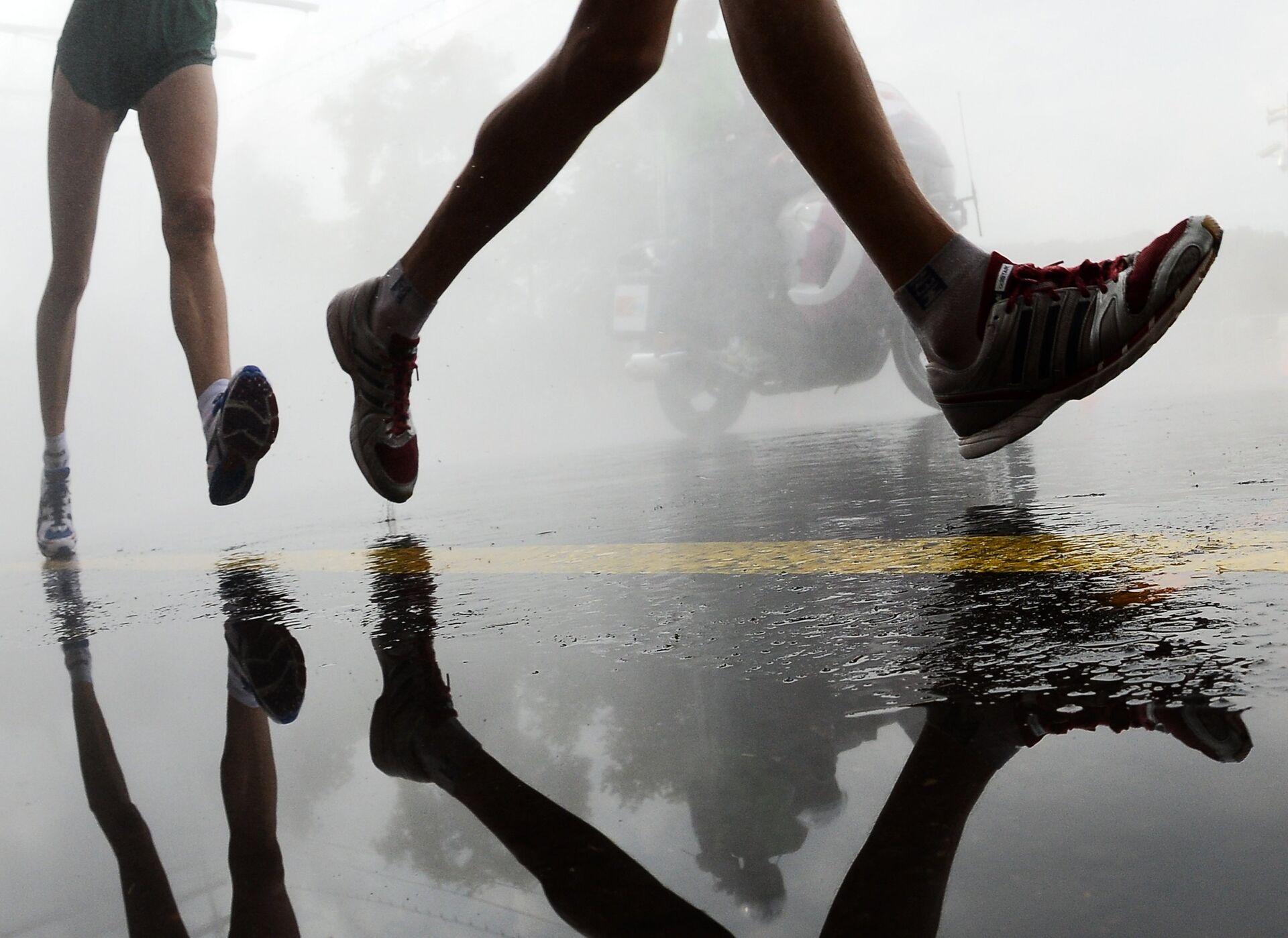 По-настоящему эффективна для фигуры быстрая спортивная ходьба, не переходящая в бег - Sputnik Южная Осетия, 1920, 26.10.2021