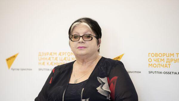 Лира Козаева - Sputnik Южная Осетия