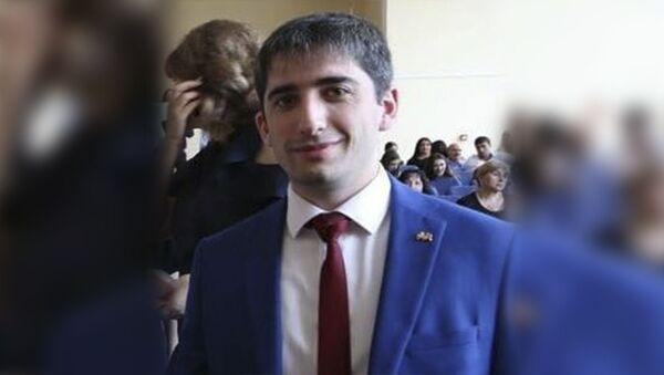 Дзамболат Тадтаев - Sputnik Южная Осетия