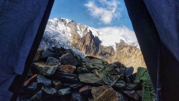 Восхождение на гору Казбек - Sputnik Южная Осетия