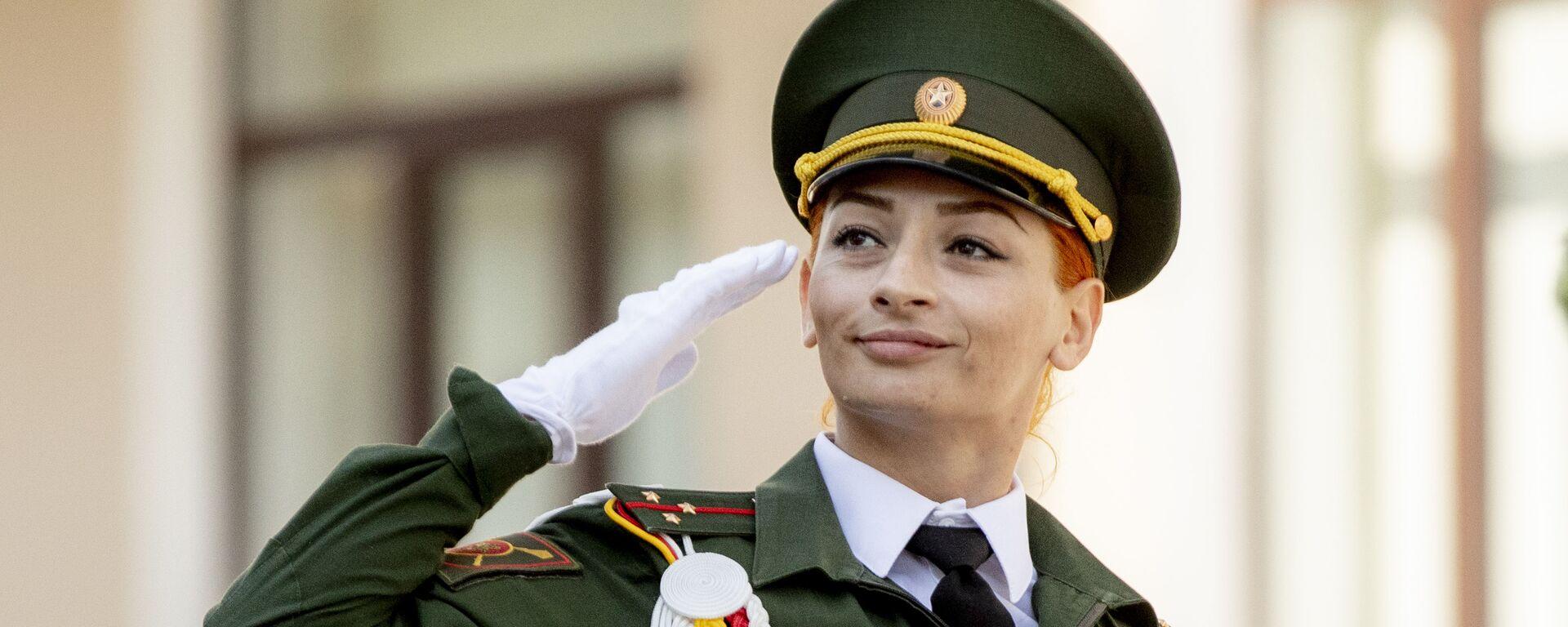 Военный парад - Sputnik Южная Осетия, 1920, 22.04.2021