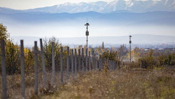 Граница Южной Осетии - Sputnik Южная Осетия