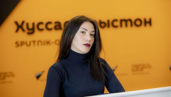 Мария Котаева - Sputnik Южная Осетия