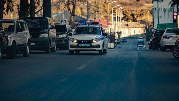 Милиция - Sputnik Южная Осетия